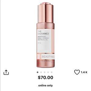 BeautyBio Radiance Facial Oil